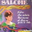 Discos de vinilo: SALOME - ADORO + 3 (EP) 1968. Lote 160945230