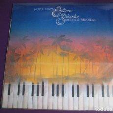 Discos de vinilo: EMILIANO SALVADOR CON LA VOZ DE PABLO MILANÉS LP MOVIEPLAY 1979 - NUEVA VISIÓN - JAZZ FUNK CUBA. Lote 160960766