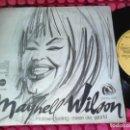 Discos de vinilo: MAYNELL WILSON MOTOWN FEELING FIDIAS SPAIN 1967 SINGLE . Lote 160972470