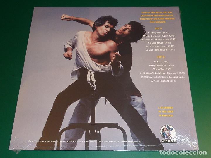 Discos de vinilo: ROLLING STONES FOXES IN THE BOXES VOL.1, 2 Y 3 TRIPLE LP + TRIPLE CD - Foto 3 - 194881468