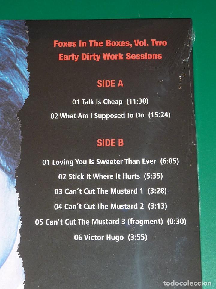 Discos de vinilo: ROLLING STONES FOXES IN THE BOXES VOL.1, 2 Y 3 TRIPLE LP + TRIPLE CD - Foto 5 - 194881468