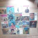 Discos de vinilo: ADAMO / LOTE 18 EP 45 RPM / EMI LA VOZ DE SU AMO / ESPAGNE ESPAÑA SPAIN. Lote 160982938