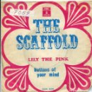 Discos de vinilo: THE SCAFFORD / LILY THE PINK (SINGLE PROMO 1969). Lote 160983122