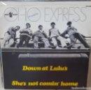 Discos de vinilo: SINGLE / OHIO EXPRESS / DOWN AT LULU'S - SHE'S NOT COMIN' HOME / 1968. Lote 160986410