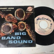 Discos de vinilo: ANTIGUO SINGLE EP ORIGINAL AÑOS 50/60 BIG BAND SOUND . Lote 160986686
