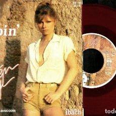 Discos de vinilo: W46 - KAREN CHERYL. KEEPIN' IT UP. SINGLE VINILO. FRANCIA. Lote 160993850