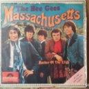 Discos de vinilo: ** THE BEE GEES - MASSACHUSETTS / BARKER OF THE U.F.O. - SG AÑO 1967 - LEER DESCRIPCIÓN. Lote 160996070