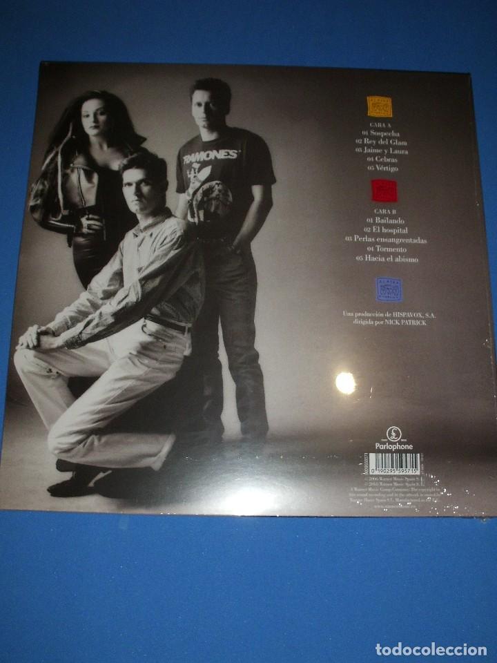 Discos de vinilo: Alaska y Dinarama - Diez LP VINILO + CD ENVIÓ CERTIFICADO A ESPAÑA GRATIS ( NUEVO Y PRECINTADO) - Foto 2 - 178977255
