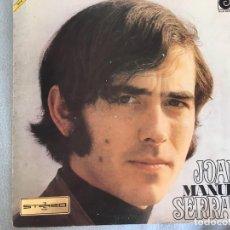 Discos de vinilo: LP JOAN MANUEL SERRAT-JOAN MANUEL SERRAT. Lote 160997898