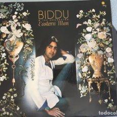 Discos de vinilo: LP BIDDU ORCHESTRA-EASTERN MAN. Lote 161000978