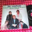 Discos de vinilo: THE EASYBEATS LA MUSICA GIRA ALREDEDOR DE MI CABEZA SPAIN 1968 SINGLE . Lote 161002922
