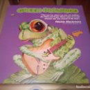 Discos de vinilo: GREEN BULLFROG ECY STREET RECORDS 1980 USA RITCHIE BLACKMORE & IAN PAICE DEEP PURPLE. Lote 161011550