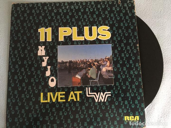 LP 11 PLUS-NYJO LIVE AT LWT (Música - Discos - LP Vinilo - Jazz, Jazz-Rock, Blues y R&B)