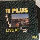 Discos de vinilo: LP 11 PLUS-NYJO LIVE AT LWT. Lote 161013078
