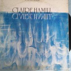 Discos de vinilo: LP CLAIRE HAMILL-OCTOBER. Lote 161013746