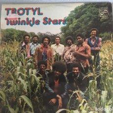 Discos de vinilo: LP TROTYL-TWINKLE STARS. Lote 161013970