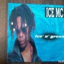Discos de vinilo: ICE MC- ICE 'N' GREEN.LP ESPAÑA. Lote 161021190