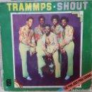 Discos de vinilo: SINGLE / TRAMMPS / SHOUT - HACIA DONDE VAMOS / 1975. Lote 161028662