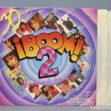 Discos de vinilo: 2 LP. BOOM 2. Lote 161072946