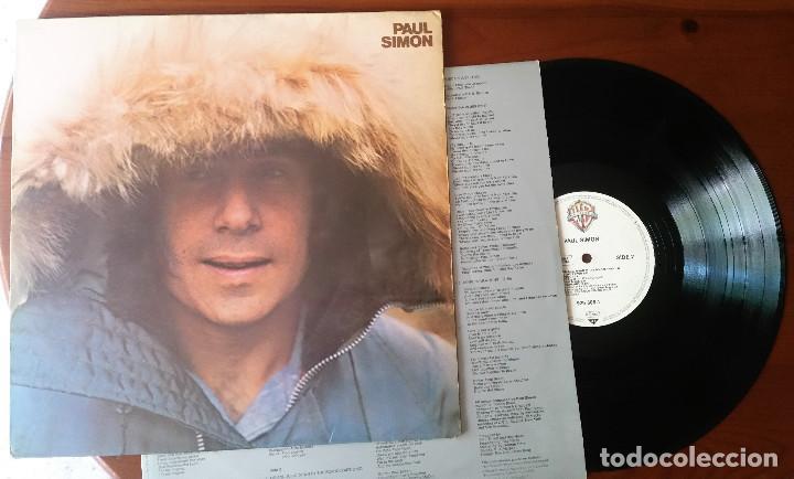 PAUL SIMON 1972 (Música - Discos - LP Vinilo - Pop - Rock - Extranjero de los 70)
