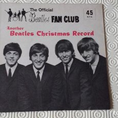 Discos de vinilo: FLEXI DISCO DE 45 RPM DE LA BANDA BRITANICA DE ROCK, THE BEATLES. Lote 161076542