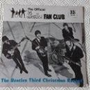 Discos de vinilo: FLEXI DISCO DE 33 RPM. DE LA BANDA BRITANICA DE ROCK, THE BEATLES. Lote 161077034