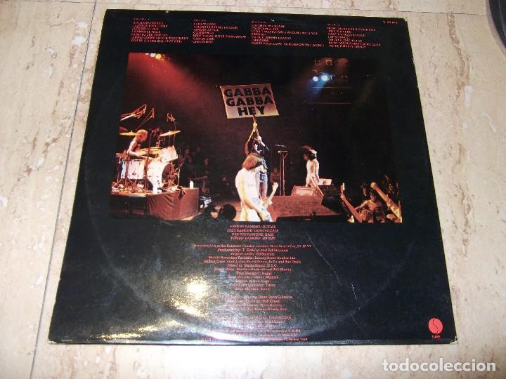 Discos de vinilo: Ramones It's Alive- DOBLE LP- ESPAÑA PRIMERA EDICION-1979- Sire – S 66.016 - Foto 2 - 161077710