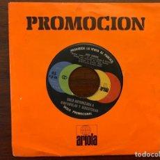 Discos de vinilo: JUDY CHEEKS ?– MELLOW LOVIN' SELLO: ARIOLA ?– 0110 FORMATO: VINYL, 7 , 45 RPM, SINGLE, PROMO . Lote 161080122