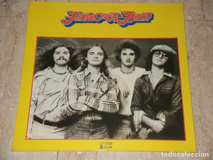FARAGHER BROS – THE FARAGHER BROTHERS-LP- MEDITERRANEO – LP 0128-ESPAÑA-GATEFOLD COVER (Música - Discos - LP Vinilo - Pop - Rock - Extranjero de los 70)