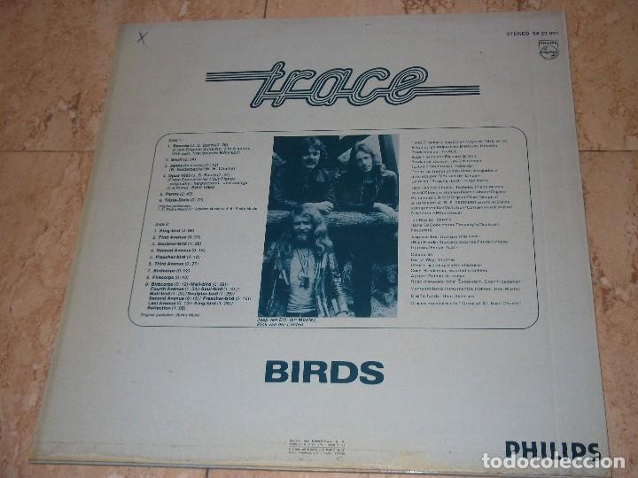 Discos de vinilo: Trace – Birds - LP - Philips – 6423 091-ESPAÑA-1976- - Foto 2 - 161084810