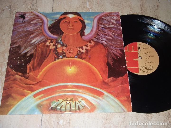 LOS JAIVAS – LOS JAIVAS- LP -EMI – 1 J062-82.273-ESPAÑA-1975- PROMOCIONAL!! (Música - Discos - LP Vinilo - Pop - Rock - Extranjero de los 70)