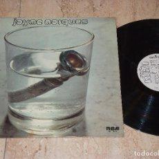 Discos de vinilo: JAYME MARQUES – JAYME MARQUES-LP- RCA VICTOR – SPL1 - 2453-ESPAÑA-1973- PROMOCIONAL. Lote 161087510