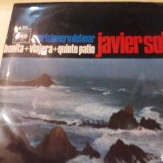 Discos de vinilo: JAVIER SOLÍS MARIACHI ARCADIO ELÍAS. Lote 161088313