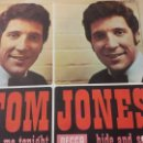 Discos de vinilo: 1969 TON JONES DECCA LOVE ME TONIGHT VIDE ANDRÉS SEEK. Lote 161090342