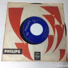 Discos de vinilo: ANTIGUO SINGLE EP ORIGINAL AÑOS 50/60 LAS CHICAS DE LA CRUZ ROJA. Lote 161090862