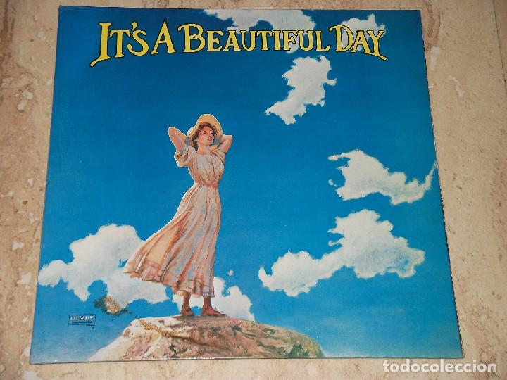IT'S A BEAUTIFUL DAY – IT'S A BEAUTIFUL DAY-LP-CBS – S-63722-ESPAÑA-1970-GATEFOLD COVER- (Música - Discos - LP Vinilo - Pop - Rock - Extranjero de los 70)