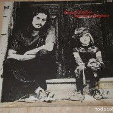 Discos de vinilo: JUAN CARLOS BAGLIETTO – TIEMPOS DIFÍCILES-LP-EMI – 10C 066-083.357-ESPAÑA-1982-PROMOCIONAL!!!. Lote 161094090