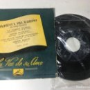 Discos de vinilo: ANTIGUO SINGLE EP ORIGINAL AÑOS 50/60 ORQUESTA MELACHRINO LA VOZ DE SU AMO. Lote 161094750