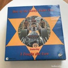 Discos de vinilo: BOBBY FULLER FOUR - THE BEST OF - LP RHINO 1981 NUEVO. Lote 161101114