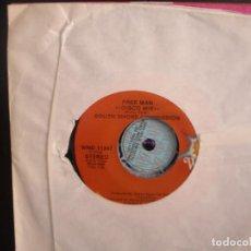 Discos de vinilo: SOUTH SHORE COMMISSION- FREE MAN. SINGLE.. Lote 161101826