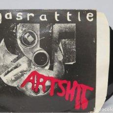 Discos de vinilo: LP. GASRATTLE. ARTSHIT. ED. FRANCE. Lote 161103886