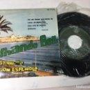 Discos de vinilo: ANTIGUO SINGLE EP ORIGINAL AÑOS 50/60 FERNANDO BELL 1960 FESTIVAL DE LA CANCIÓN BENIDORM. Lote 161103926