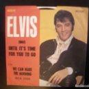 Discos de vinilo: ELVIS PRESLEY- UNTIL IT´S TIME FOR YOU TO GO. SINGLE. Lote 161106426