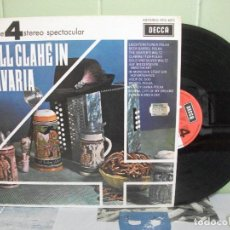 Disques de vinyle: WILL CLAHÉ IN BAVARIA. LP PHASE 4 STEREO SPECTACULAR PEPETO. Lote 161106990