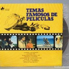 Discos de vinilo: LP. TEMAS FAMOSOS DE PELICULAS . Lote 161110118