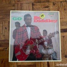 Discos de vinilo: BO DIDDLEY ?– GO BO DIDDLEY SELLO: CHESS ?– CH-9196 SERIE: THE ORIGINAL CHESS MASTERS – FORMATO: LP. Lote 161111258