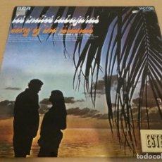 Discos de vinilo: LOS INDIOS TABAJARAS / SONG OF THE ISLANDS / LP. Lote 161120790