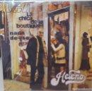 Discos de vinilo: SINGLE / HELENO / LA CHICA DE LA BOUTIQUE - NADA DE ESO / 1971. Lote 161126178
