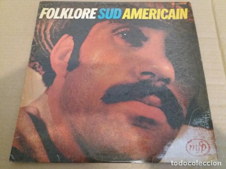 FOLKLORE SUD AMERICAIN / LP (Música - Discos - LP Vinilo - Grupos y Solistas de latinoamérica)