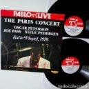 Discos de vinilo: OSCAR PETERSON / THE PARIS CONCERT 79, JOE PASS, NIELS PEDERSEN DOBLE LP VERVE USA EDTI !! IMPECABLE. Lote 161131218